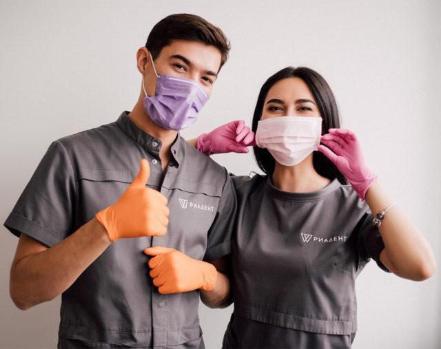 Лечение зубов в рассрочку